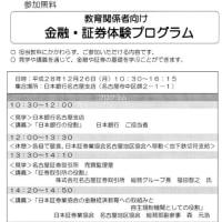 日本銀行名古屋支店を見学しよう!