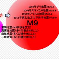 鳥取県中部の地震は南海トラフ地震の前兆?