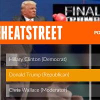 ヒラリー・クリントン(12) 最終討論の結果は?