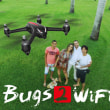 5%off-MJX B2W WIFI FPV 1080Pカメラと GPS付きブラシレス RC クアッドコプター RTF 2.4GHz
