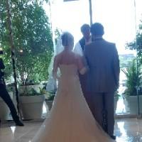 ハプニング!…だった甥っ子の結婚式