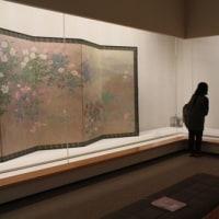 泉屋博古館分館 「屏風にあそぶ 春のしつらえ 茶道具とおもてなしのうつわ」展
