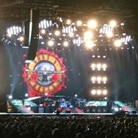 〈音楽〉Guns N' Roses Not in This Lifetime Tour at さいたまスーパーアリーナ