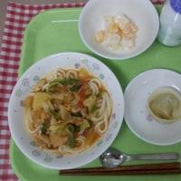 6月20日の給食 オリパラ給食~カザフスタン~