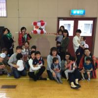 石川町で縁日遊び