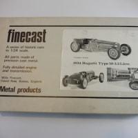 Finecast 1/24 Bugatti Type59 3.3Litre 1934