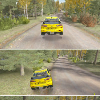 DiRT Rally ダートデイリーライブ(三菱Lancer フィンランド)