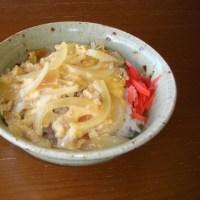 天丼 or 親子丼