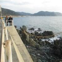 角島・千畳敷・竜宮の潮吹