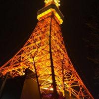 東京タワーがキレイ、でも…。