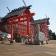 長岡の神社(宝徳大社)