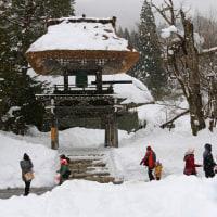 世界遺産・雪降る白川郷 5