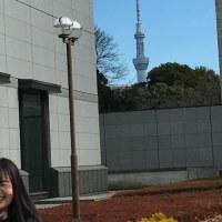 国立博物館に行ってきました