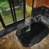 第794回  大雨の中、ただの温泉へ行く
