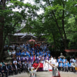 神社の大祭