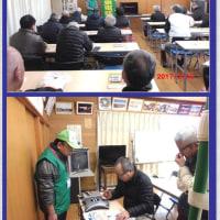 2017.5.18岡山・岡山 原尾島町内会で電話教室