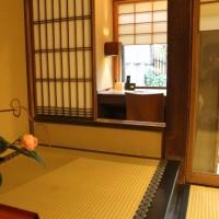 父と母と京都の旅*俵屋旅館