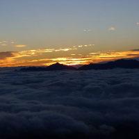 やっと晴れた。3連休後半。 木曽駒ヶ岳へ行ってきました。続き