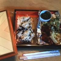 旬 山菜 天ぷらごはん