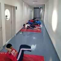 Bチーム 東京都冬季水泳競技大会の結果報告
