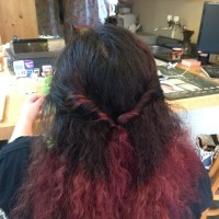 Everyone will have red hair!!