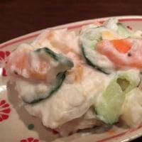 【焼き豆腐を使ったメイン料理&粒マスタード入り爽やかポテトサラダ】