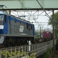 2017年4月24日  東海道貨物線  東戸塚  EF210-16 1060レ