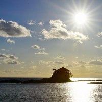 あずり浜の午後 (志摩・越賀)