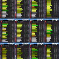5/22-23:AzEl正常受信継続中! 1時間毎スマホQZS-1モニタリング