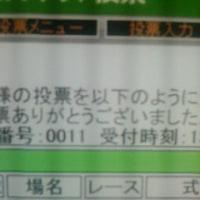 本日のJRA パートⅠ
