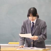 2017.01.17 先輩の進路体験講話