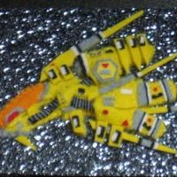 【R-TYPE】R-9Sk2ドミニオンズドッグタグ作ってみた