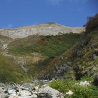 別山へ~カラスノ谷から太平壁~