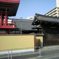 「近畿三十六不動巡り」ながらの国分寺・大阪の北区は長柄の国分寺で名が通ってい