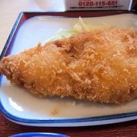 麦とろごはんと豚汁定食風 まいどおおきに奈良針テラス食堂