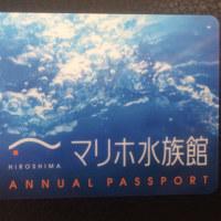 マリホ水族館 年間パスポート!