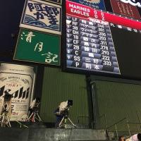 5/26楽天vsロッテ:則本よかったな!!