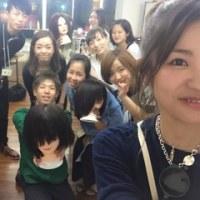クボリサさんカラー講習!!                   鎌倉店