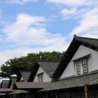 庄内・山居倉庫の風景
