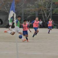 練習試合28/10/16@伴小学校