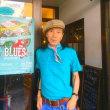 7/30 kiryu Blues Festival のスタッフTシャツ