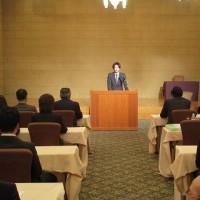 青年部総会・40周年記念式典