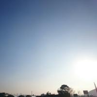 2017年1月13日 朝空