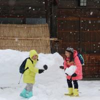 世界遺産・雪降る白川郷 21