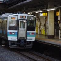 211系N327編成回送@立川駅
