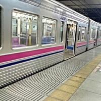 03/30 京王線高幡不動駅4番ホーム
