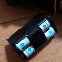 ハンドクリーナーのバッテリー換装 その3
