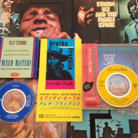 「EVERYDAY PEOPLE」 SLY STONE 1989年、「エブリデイ・ピープル」 アレサ・フランクリン 1991年、「ピープル・エブリディ」 アレステッド・ディベロップメント 1992年