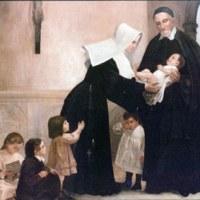 乳のみ子の口によって   聖ヴィンセンシオ・ア・パウロ