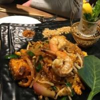 ~タイの鉄板焼き料理~
